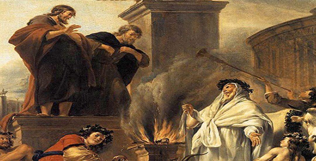 Santo Barnabas, Rasul