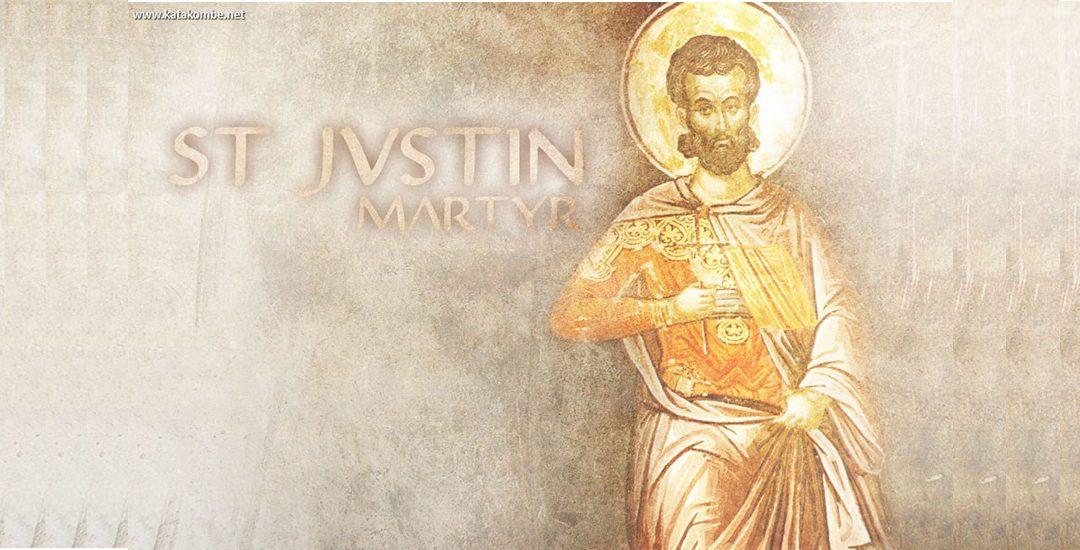 Santo Yustinus, Martir